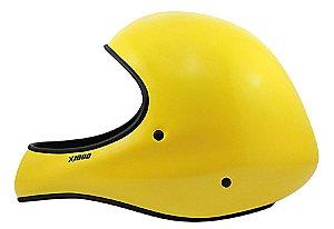 Capacete X1000 Vôo Livre Amarelo