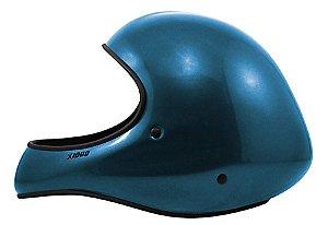 Capacete X1000 Vôo Livre Azul