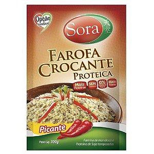 Farofa Crocante Proteica Sora (300g)
