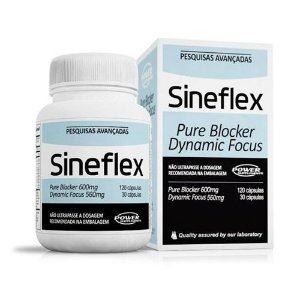Termogênico Sineflex - Power Supplements - 150 Cápsulas