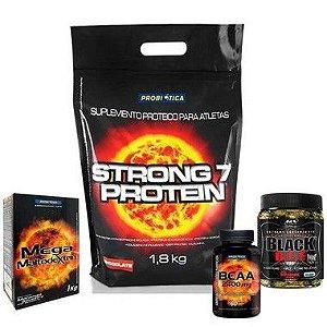 suplementos para ganhar massa muscular rapidamente