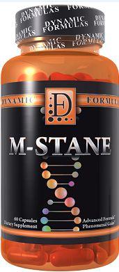 M Stane Dynamic Formulas 60 Caps