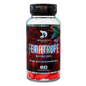 Fematrope Dragon Pharma Importado EUA 60 caps