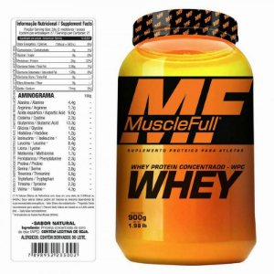 Whey Concentrado Muscle Full