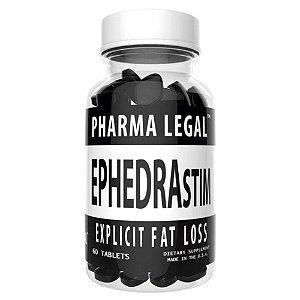 Ephedra Stim (60 caps) - Pharma Legal Importado