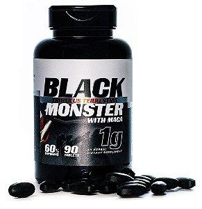 Tribulus Terrestris Black Monster 1000mg 90 Tabletes - Super Nutrition