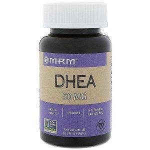 DHEA 50mg MRM - 90 cápsulas - Importado