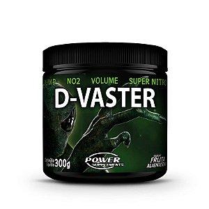 D-Vaster 300 gramas - Pré Treino Mais Completo do Mercado!
