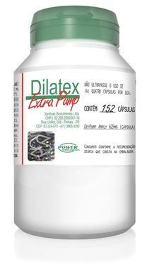 Dilatex Extra Pump - 152 Caps - Power Supplements