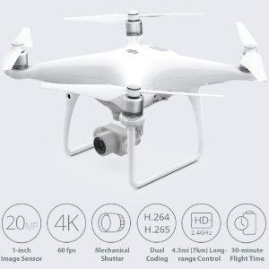 DRONE PHANTON 4 Advanced