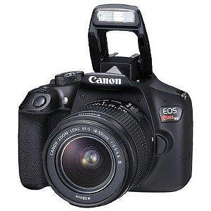 Camera Digital Canon Profissional T6