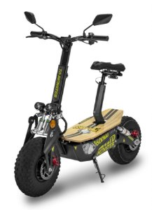 PATINETE TWO DOGS MONSTER 1600W