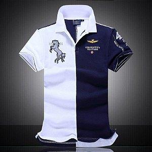 Camisa Polo Masculina Aero