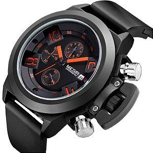 Relógio Masculino Megir Modelo 01