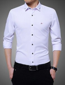 Camisa Masculina Casual Aram Modelo 01