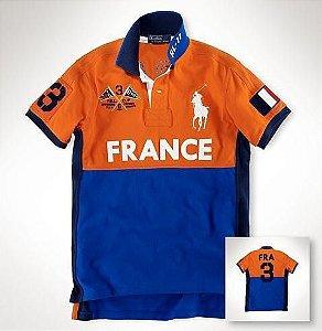 Camisa Polo Masculina Ralph França