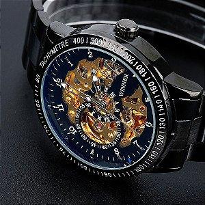 Relógio Masculino Winner Automático Modelo 05