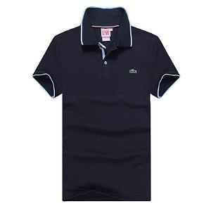 Camisa Polo Masculina Lacos Básica Modelo 02