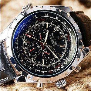 Relógio Masculino Automatic Jaragar Luxury Modelo 03