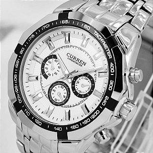 Relógio Masculino Curren Modelo 01