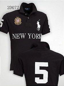 Camisa Polo Masculina Ralph New York
