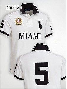 Camisa Polo Masculina Ralph Miami