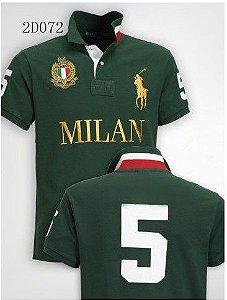 Camisa Polo Masculina Ralph Milan