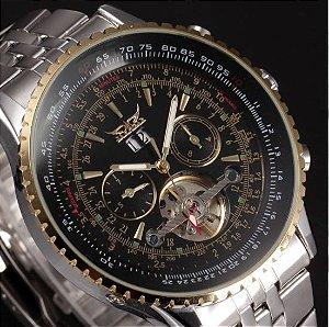 Relógio Masculino Automatic Jaragar Luxury Modelo 02