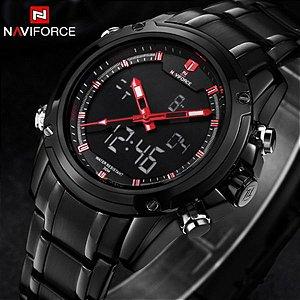 Relógio Masculino Naviforce Analógico Digital Modelo 02