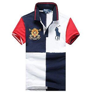 Camisa Polo Masculina Ralph Modelo 14