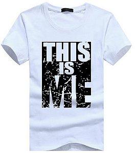 Camiseta Masculina Casual Modelo 02