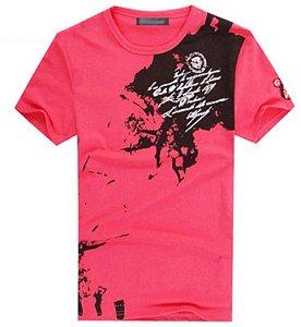 Camiseta Masculina Básica Modelo 03