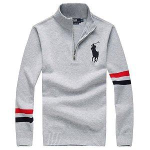 Blusa Masculina Pullover Ralph Modelo 04