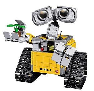 Robô Wall-e blocos