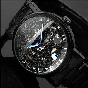 Relógio Masculino Automatic Steampunk Modelo 02