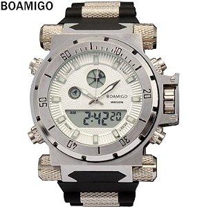 Relógio Masculino Boamigo Modelo 05