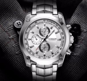 Relógio Masculino Curren Modelo 09
