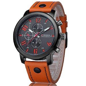 Relógio Masculino Curren Luxure  Modelo 02