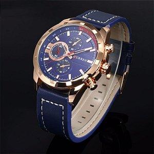 Relógio Masculino Curren Modelo 10