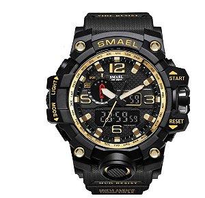 Relógio Masculino Militar Smael Modelo 01