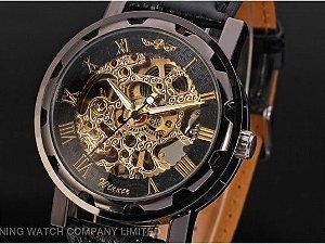 Relógio Masculino Winner Automático Modelo 02