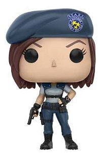 Artigo Colecionável Pop Resident Evil Jill Valentine