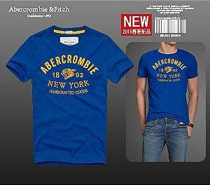 Camiseta Masculina Holli Aber A&F