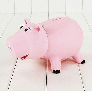 Artigo Colecionável Cofre Sr Porcão Toy Story