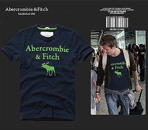 Camiseta Masculina Holli Aber A&F Modelo 04