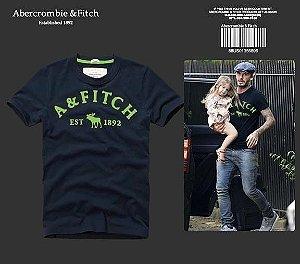 Camiseta Masculina Holli Aber A&F Modelo 05