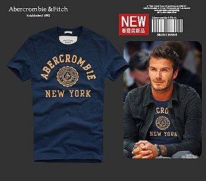 Camiseta Masculina Holli Aber A&F Modelo 06