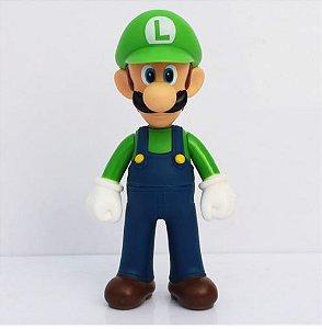 Artigo Colecionável Super Mario  Luigi