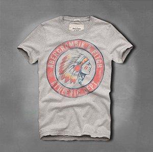 Camiseta Masculina Holli Aber A&F Modelo 07