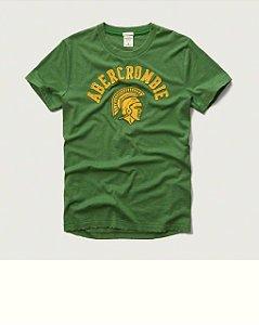 Camiseta Masculina Holli Aber A&F Modelo 09